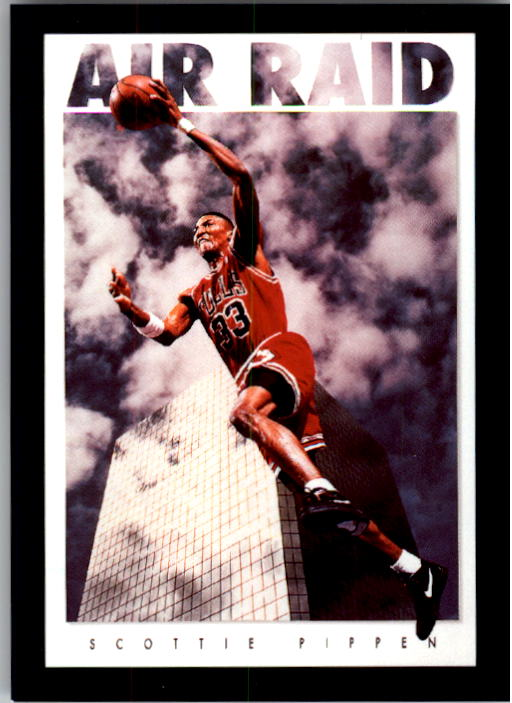 1993-94 SkyBox Premium #321 Scottie Pippen PC