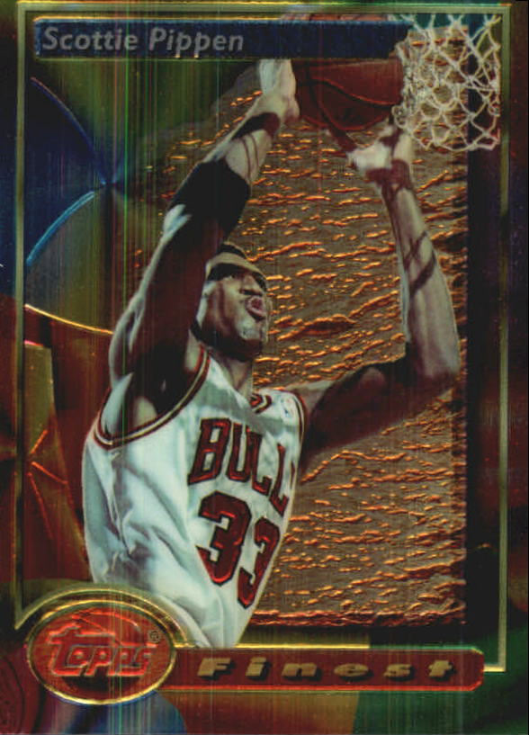 1993-94 Finest #208 Scottie Pippen
