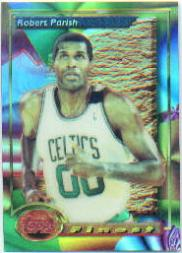 1993-94 Finest Refractors #39 Robert Parish
