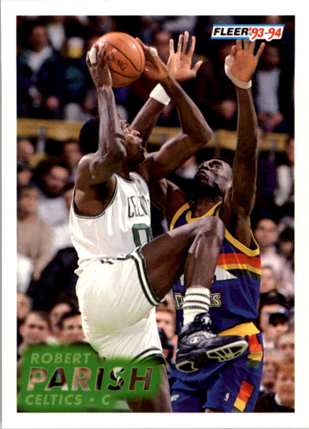 1993-94 Fleer #16 Robert Parish