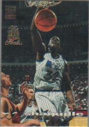 1993-94 Stadium Club Super Teams NBA Finals #100 Shaquille O'Neal