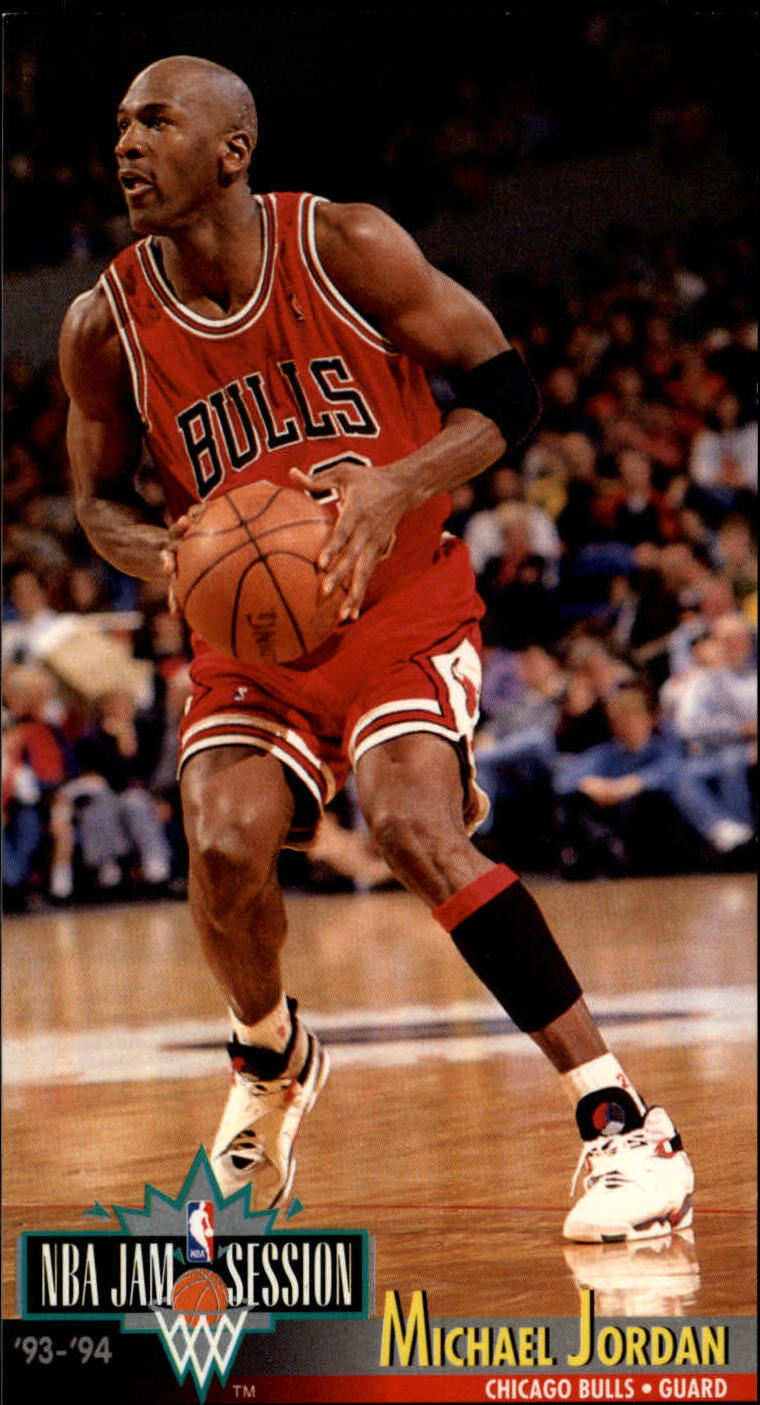 1993-94 Jam Session #33 Michael Jordan