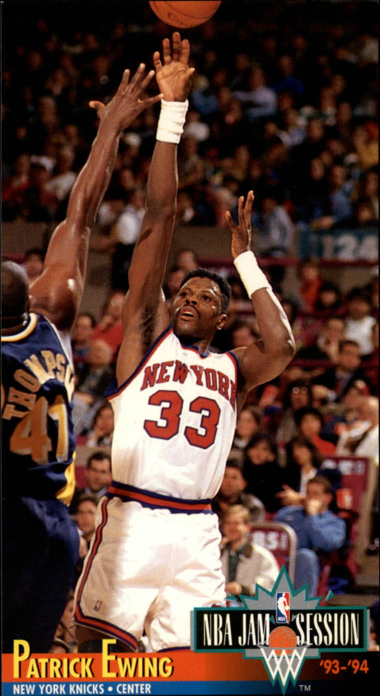 1993-94 Jam Session #149 Patrick Ewing