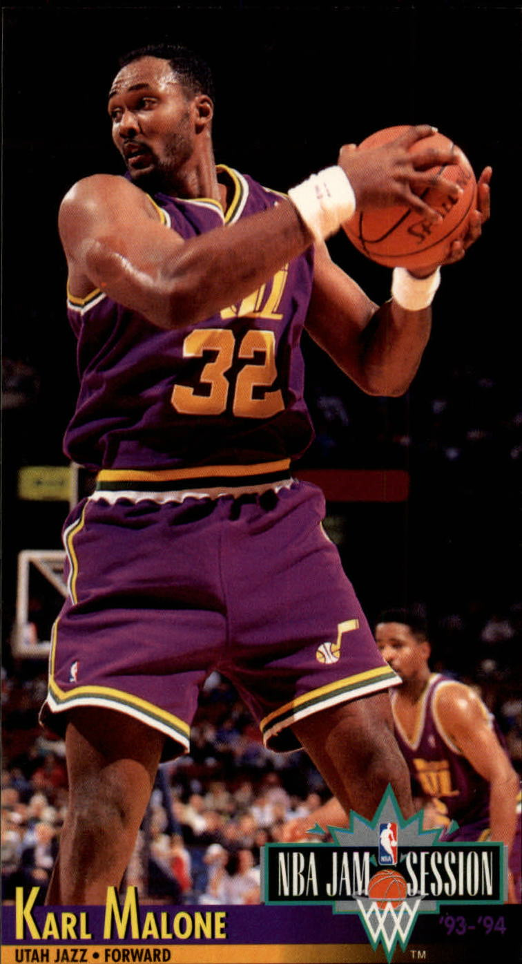 1993-94 Jam Session #227 Karl Malone