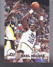 1993-94 Hoops Prototypes #3 Karl Malone
