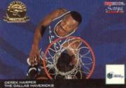 1993-94 Hoops Scoops Fifth Anniversary Gold #HS6 Derek Harper