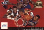 1993-94 Hoops Scoops Fifth Anniversary Gold #HS12 Danny Manning