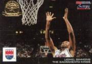 1993-94 Hoops Scoops Fifth Anniversary Gold #HS23 Lionel Simmons