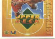 1993-94 Upper Deck Pro View #110 Michael Jordan CL