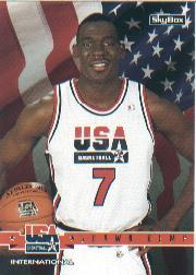1994 SkyBox USA #13 Shawn Kemp/International