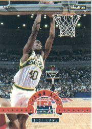 1994 SkyBox USA #15 Shawn Kemp/Best Game