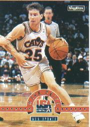 1994 SkyBox USA #22 Mark Price/NBA Update