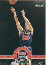 1994 SkyBox USA #23 Mark Price/Trademark Move
