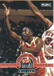 1994 SkyBox USA #33 Dominique Wilkins/Best Game