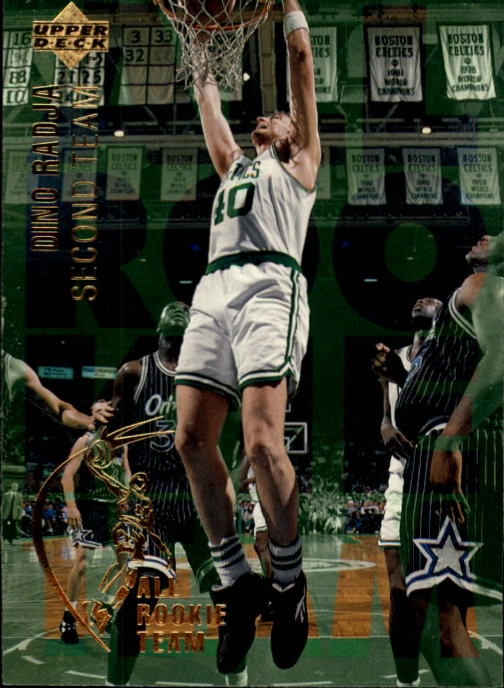 1994-95 Upper Deck #6 Dino Radja ART