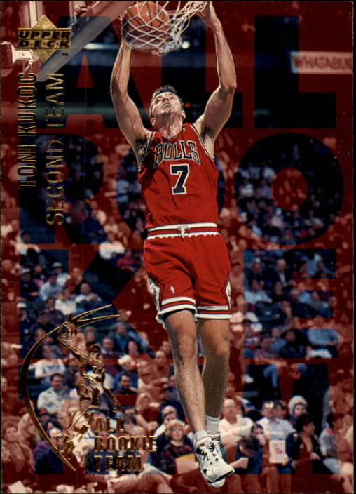 1994-95 Upper Deck #9 Toni Kukoc ART