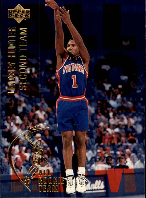 1994-95 Upper Deck #10 Lindsey Hunter ART