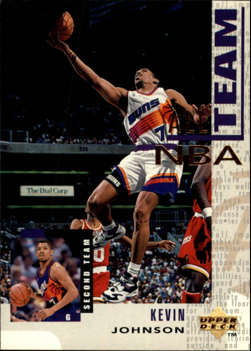 1994-95 Upper Deck #20 Kevin Johnson AN