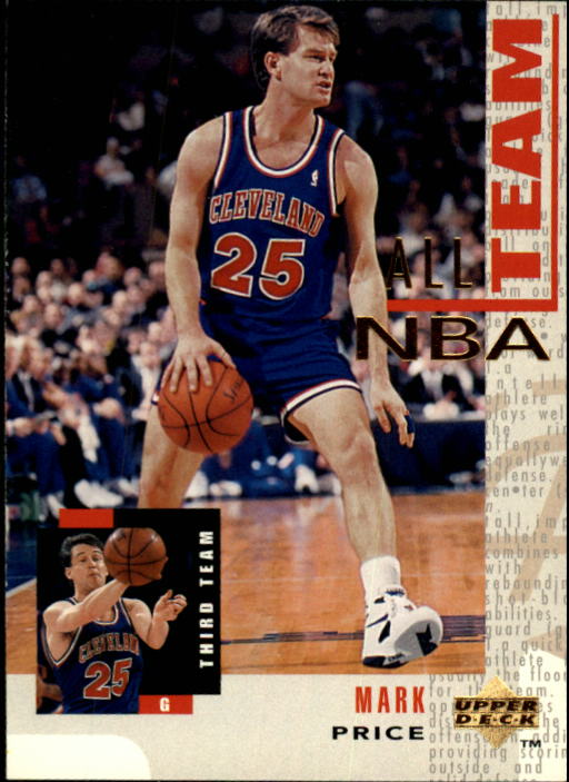 1994-95 Upper Deck #24 Mark Price AN