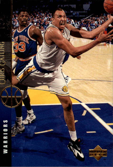 1994-95 Upper Deck #32 Chris Gatling