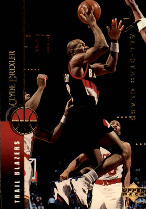 1994-95 Upper Deck #35 Clyde Drexler
