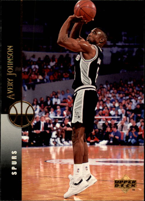 1994-95 Upper Deck #43 Avery Johnson