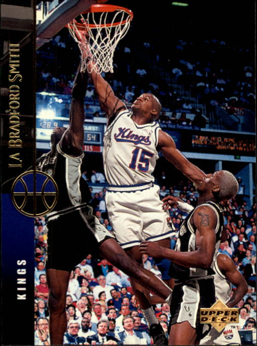 1994-95 Upper Deck #45 LaBradford Smith