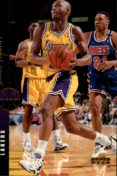 1994-95 Upper Deck #46 Sedale Threatt
