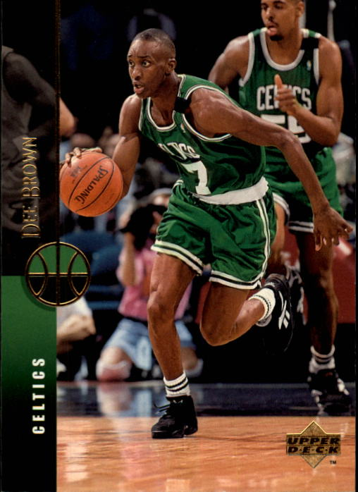 1994-95 Upper Deck #52 Dee Brown