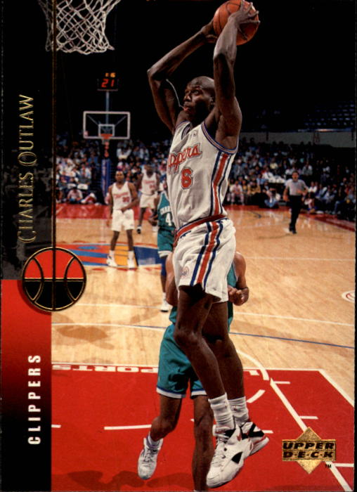 1994-95 Upper Deck #56 Bo Outlaw RC