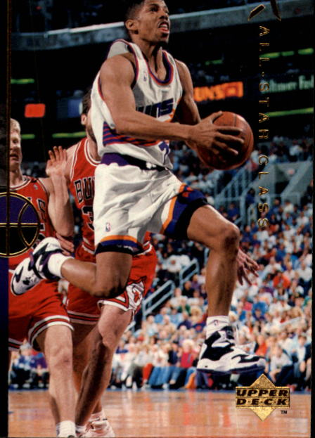 1994-95 Upper Deck #57 Kevin Johnson