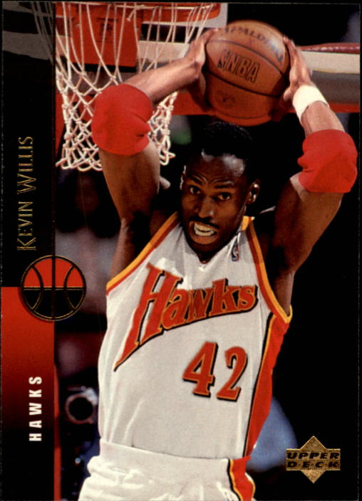 1994-95 Upper Deck #61 Kevin Willis