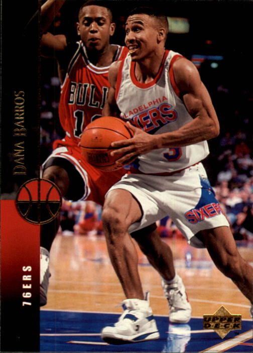 1994-95 Upper Deck #62 Dana Barros
