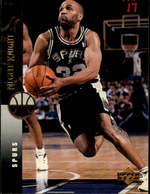 1994-95 Upper Deck #66 Negele Knight