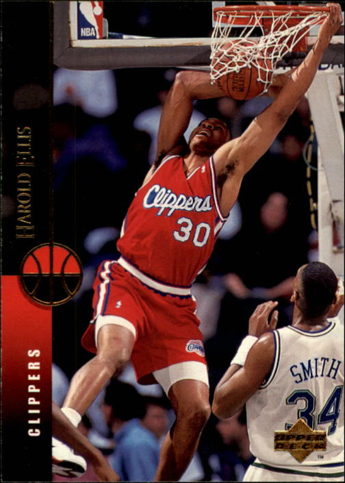 1994-95 Upper Deck #67 Harold Ellis