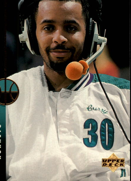 1994-95 Upper Deck #78 Dell Curry