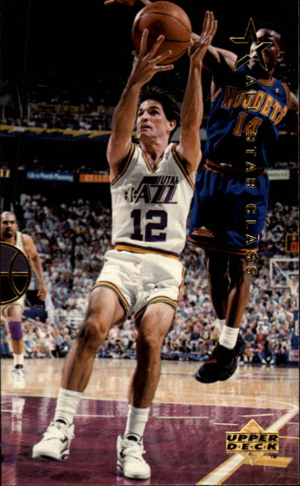 1994-95 Upper Deck #87 John Stockton