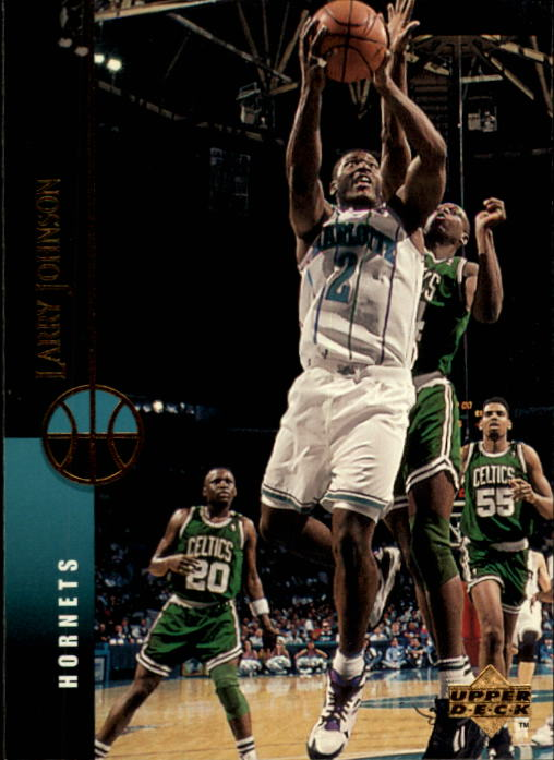 1994-95 Upper Deck #90 Larry Johnson