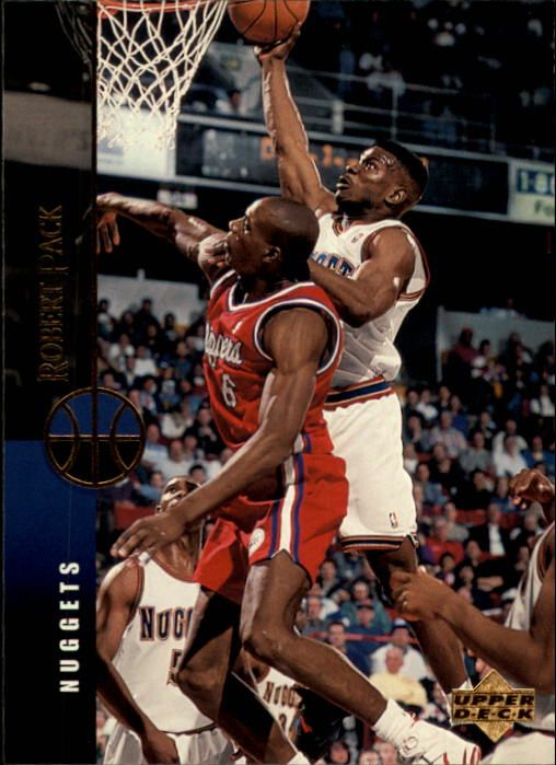 1994-95 Upper Deck #91 Robert Pack