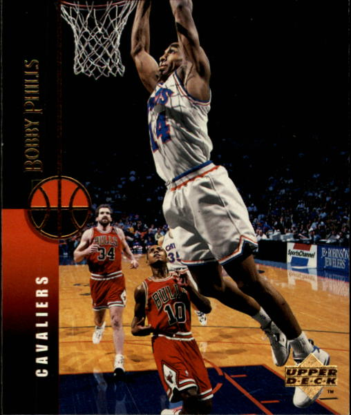 1994-95 Upper Deck #93 Bobby Phills