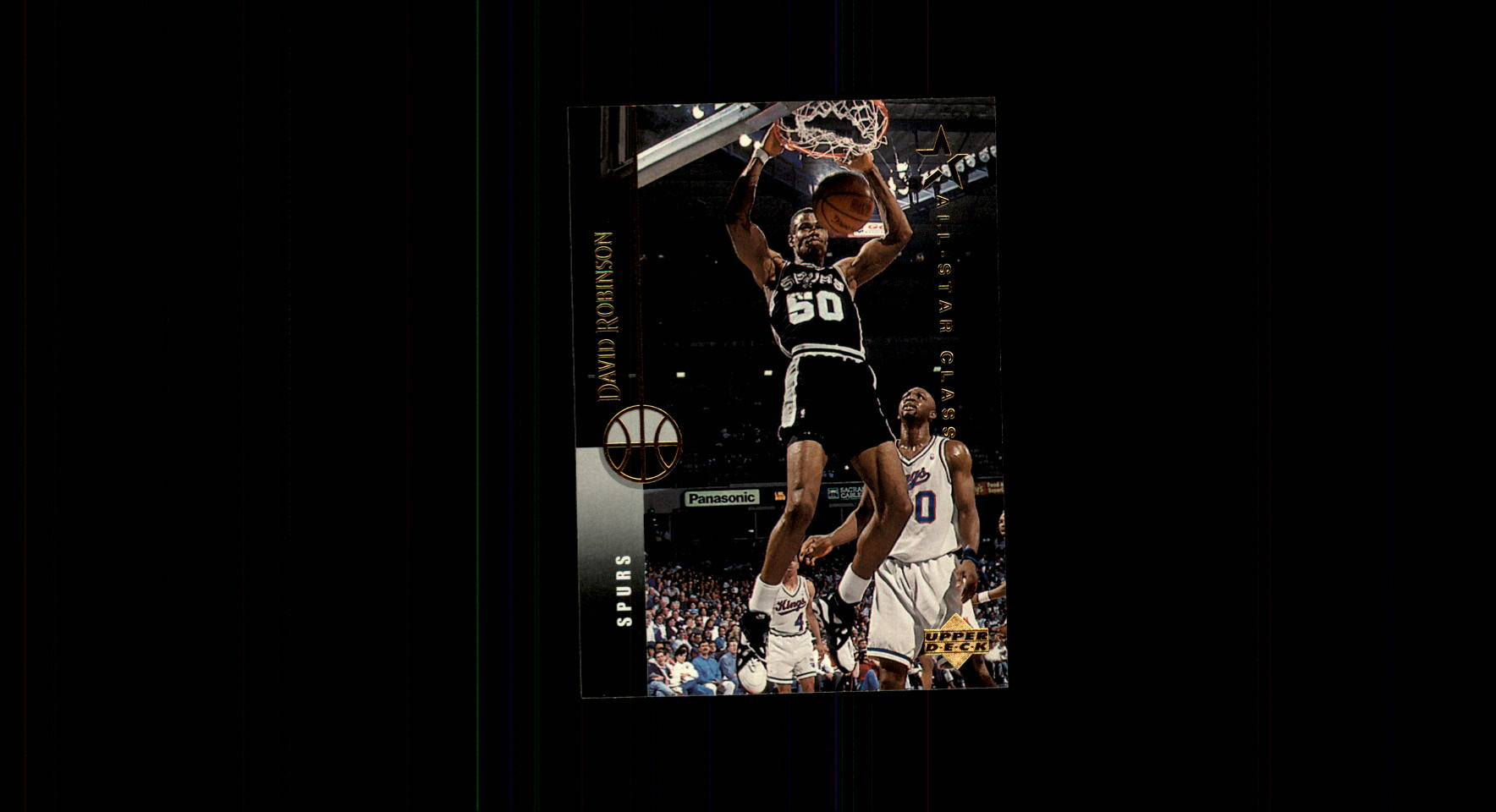 1994-95 Upper Deck #96 David Robinson