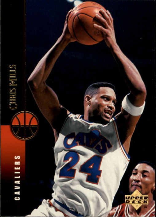 1994-95 Upper Deck #98 Chris Mills