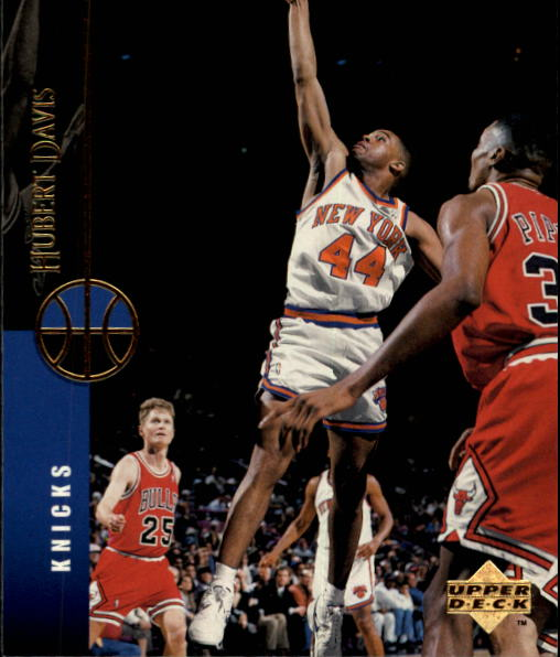 1994-95 Upper Deck #99 Hubert Davis