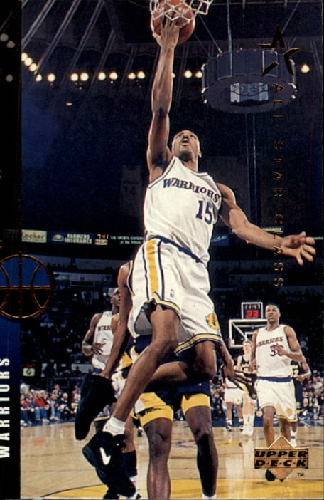 1994-95 Upper Deck #144 Latrell Sprewell