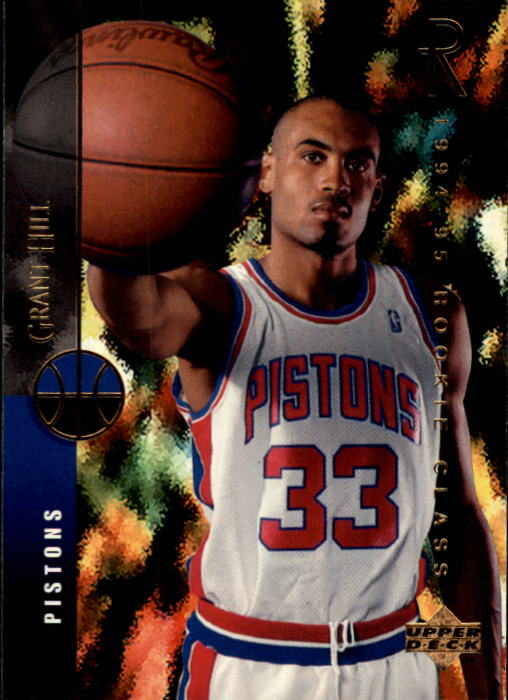 1994-95 Upper Deck #157 Grant Hill RC