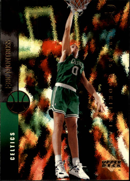 1994-95 Upper Deck #162 Eric Montross RC