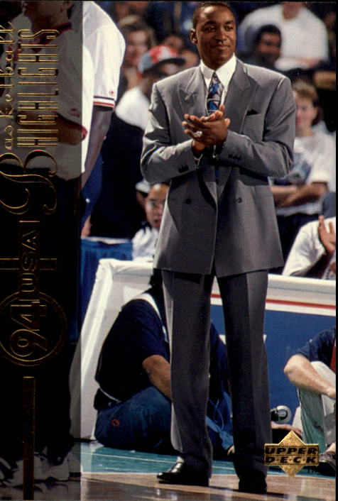 1994-95 Upper Deck #168 Isiah Thomas USA