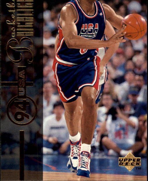 1994-95 Upper Deck #171 Derrick Coleman USA