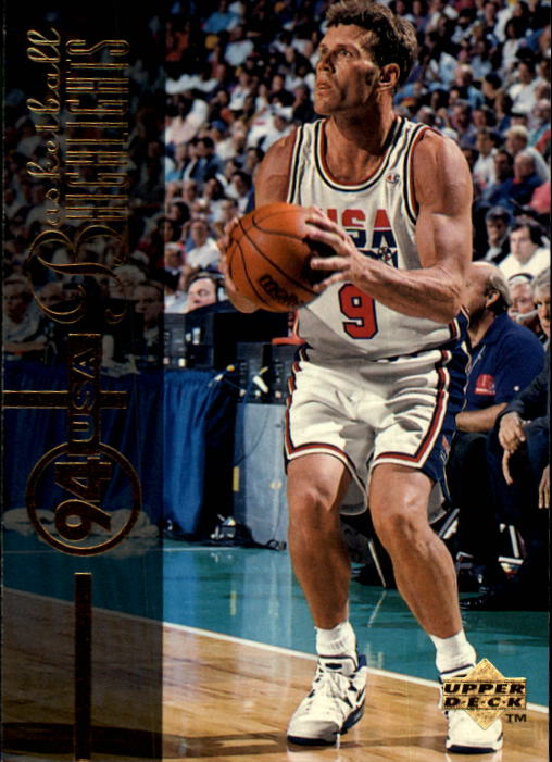 1994-95 Upper Deck #174 Dan Majerle USA