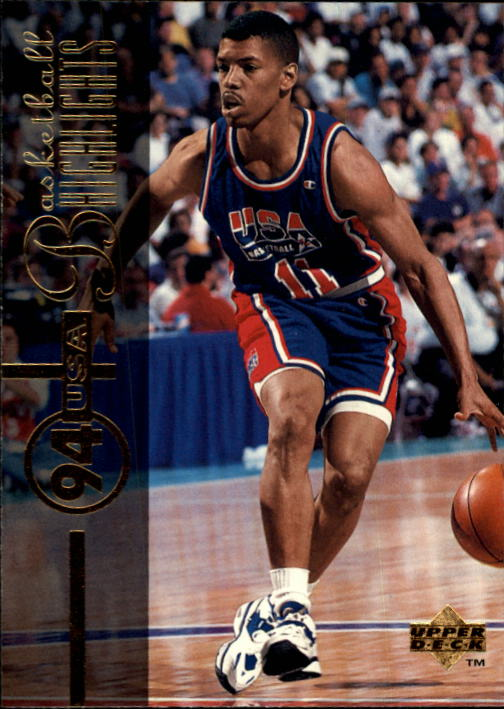 1994-95 Upper Deck #176 Kevin Johnson USA